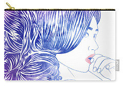 Tresses IIi Carry-all Pouch
