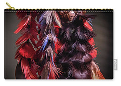 Tribal Art Carry-all Pouch