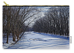 Tributary Carry-all Pouch by John Gilbert