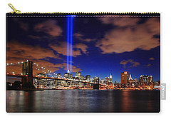 Tribute In Light Carry-all Pouch by Rick Berk