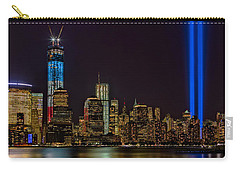 Tribute In Lights Memorial Carry-all Pouch