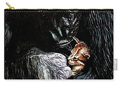 Tribute To Koko Carry-all Pouch