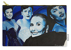 Tribute To Lena Horne Carry-all Pouch