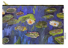Tribute To Monet Carry-all Pouch