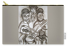 Tribute To The String Bass Carry-all Pouch