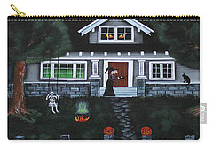 Trick-or-treat Carry-all Pouch