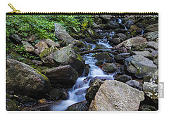 Trickling Mountain Brook Carry-all Pouch