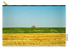 Tricolor With Tractor Carry-all Pouch