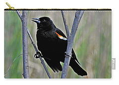Tricolored Blackbird Carry-all Pouch