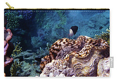 Tridacna Squamosa  Carry-all Pouch