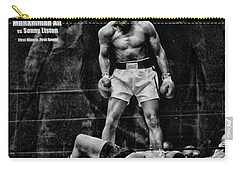 Trinity Boxing Gym Ali Vs Liston  Carry-all Pouch