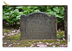 Trinity Church Tombstone Carry-all Pouch