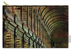 Trinity College Library Carry-all Pouch