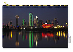 Trinity River Dallas Carry-all Pouch