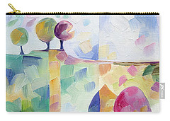 Trio Carry-all Pouch by Beatrice BEDEUR