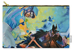 Triple Crown Champion American Pharoah Carry-all Pouch