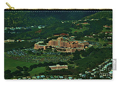Tripler Army Medical Center Honolulu Carry-all Pouch by Craig Wood