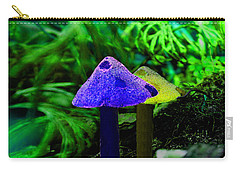 Trippy Shroom Carry-all Pouch