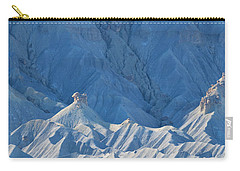 Carry-all Pouch featuring the photograph Triptych by Dustin LeFevre