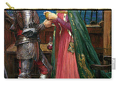 Tristan And Isolde With The Potion Carry-all Pouch