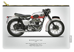 Triumph Bonneville 1959 Carry-all Pouch