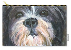 Trixie Carry-all Pouch by Barbara O'Toole