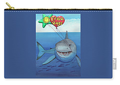 Trolling For Hugs Carry-all Pouch