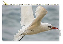 Tropic Bird 2 Carry-all Pouch by Werner Padarin