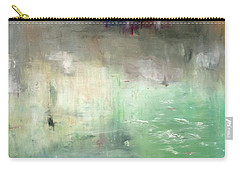 Carry-all Pouch featuring the painting Tropic Waters by Michal Mitak Mahgerefteh
