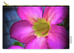 Tropical Bliss Carry-all Pouch by Karen Wiles