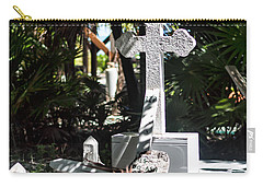 Tropical Cemetery Carry-all Pouch