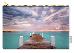 Tropical Drama Carry-all Pouch by Nicki Frates