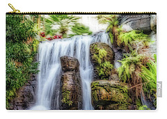 Tropical Falls Carry-all Pouch