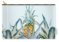 Tropical Feeling  Carry-all Pouch by Mark Ashkenazi
