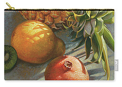 tropical Fruit Large Carry-all Pouch