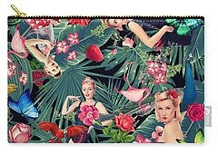 Tropical Fun Sexy  Carry-all Pouch