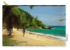 Tropical Gentle Breeze  Carry-all Pouch