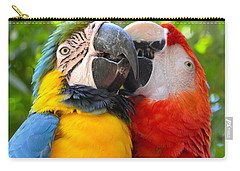 Tropical Kisses Carry-all Pouch