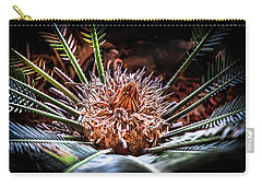 Tropical Moments Carry-all Pouch by Karen Wiles