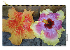 Tropical Pair Carry-all Pouch