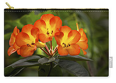 Tropical Rhododendron Carry-all Pouch