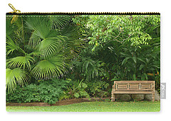 Tropical Seat Carry-all Pouch