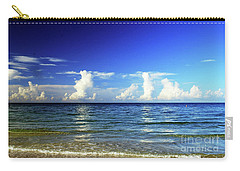 Carry-all Pouch featuring the photograph Tropical Storm Brewing by Gary Wonning