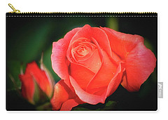 Tropicana Rose Carry-all Pouch