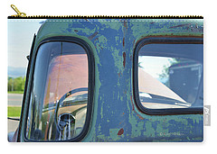 Truck Windows And Rust Carry-all Pouch