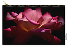 Carry-all Pouch featuring the photograph True Beauty by Lori Seaman