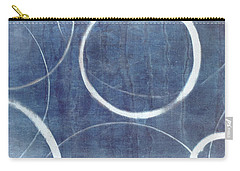 True Blue Ensos Carry-all Pouch by Julie Niemela