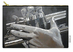 Trumpet Hands Carry-all Pouch