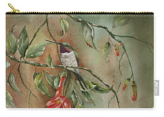 Trumpet Nectar Carry-all Pouch