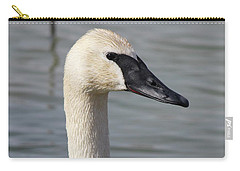 Trumpeter Portrait Carry-all Pouch